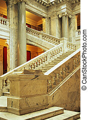 Kentucky Capital - Interior view of the Kentucky State...