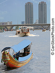 Bangkok River View