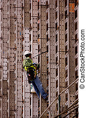 High Wall Worker