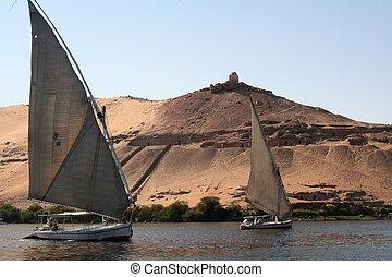 Egypt 10 - Egypt, Felluke, Dhowe