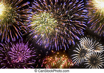 Fireworks Competition, Philippines