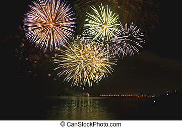 Fireworks Competion, Philippines