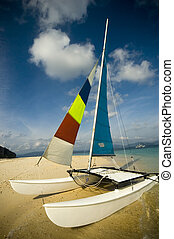 Docked - Hobie Cat