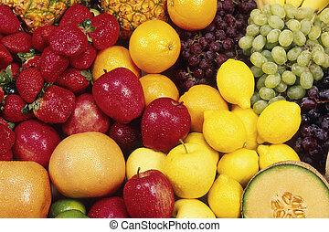 Fruits - Several differant kinds of Fruits