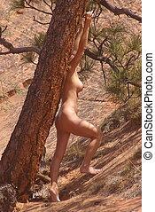 Desert Girl B