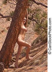 Desert Girl C