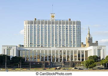 House Russian government - Russia, Moscow House Russian...