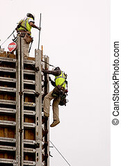 High Wall Workers
