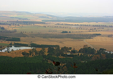 SA Scenery - South African Scenery in Midlands meander