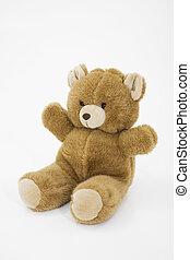 Teddy Bear - A child\\\'s toy Teddy Bear