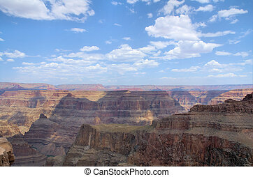 Grand Canyon - Wonderful Grand Canyon landscape