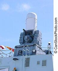 Warship Halifax 60913 - The Canadian warship Halifax in the...