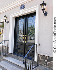 Entrance door 70376 - A beautiful new and decorative...