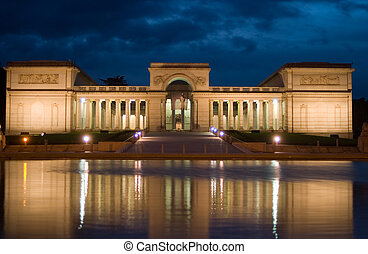 Legion of Honor Museum - The Legion of Honor, San Franciscos...