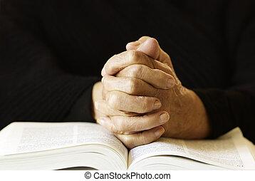manhã, oração
