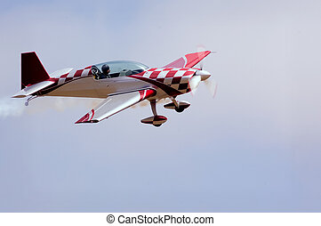 Aerobatic Aircraft - An Extra Flugzeugbau gmbH aerobatic...