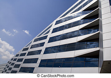 Office Windows 2 - a graphic perspective of office windows...