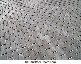 Grey sidewalk - Urban texture;sidewalk