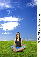 Elaboración,  yoga