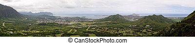 Pali, Puesto de vigilancia, Hawai