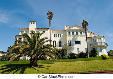 Mansions in San Francisco California