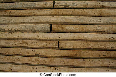 Wooden Beams - Wooden beams in country side good for...
