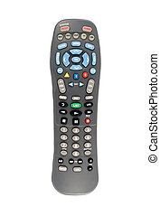 TV Remote control - an image of a TV Remote control