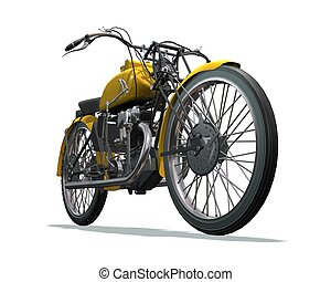 motorcycle retro