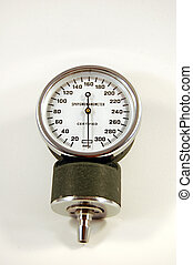 sphygmomanometer - BP Cuff gage or sphygmomanometer