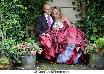 樂趣, 婚禮
