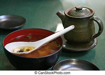 Miso Soup - Miso soup