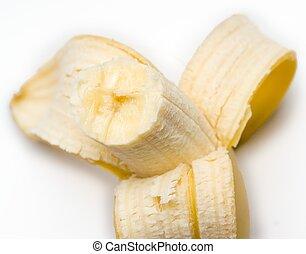 mordida, banana