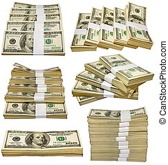 a good deal of money - the thousands US dollars heaps...
