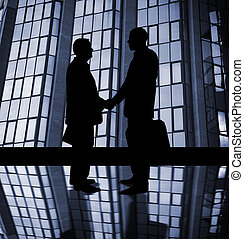 business partnership - made form my photos and images see...
