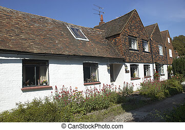 Rural cottage - A nice cottage in the english counryside