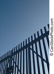segurança, portões