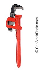 Pipe wrench - Adjustable pipe wrench