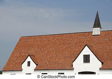 Classic Barn Roof 2