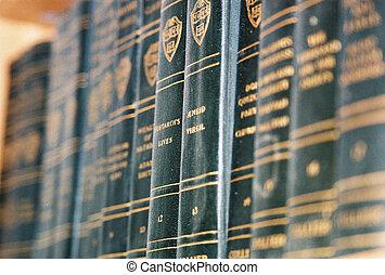 Knowledge - Books on a shelf