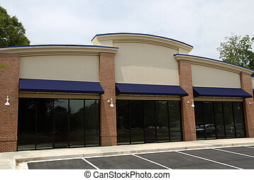 Commercial/Retail Space - New commercial/retail space...
