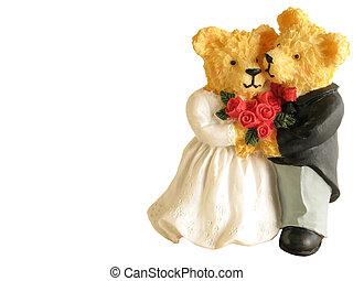 boda, osos