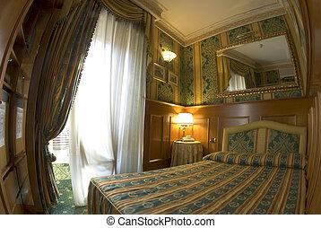 hotel room rome, italy - hotel room in rome, italy