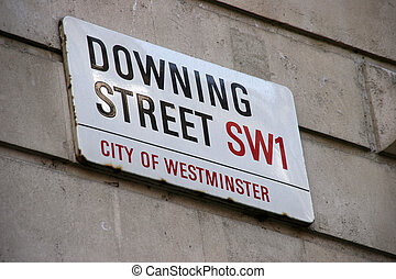 downing street - Downing Street, the home of the prime...