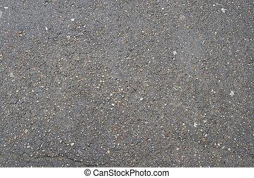textura, asfalto