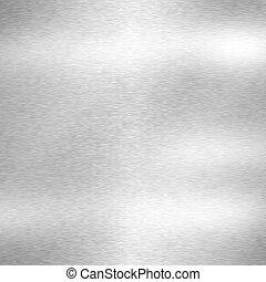 Brushed Steel - Brushed MetalIllustation of brushed...
