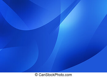 Abstract blue toned background