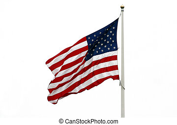 American Flag - an image of the  American Flag