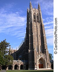 Duke University Cathedral