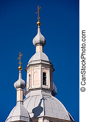 Andreevsky Cathedral's turret - steeple of Andreevsky...