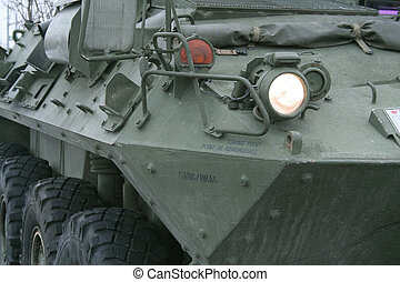 Armoured Car - Canadian Force Armed Car